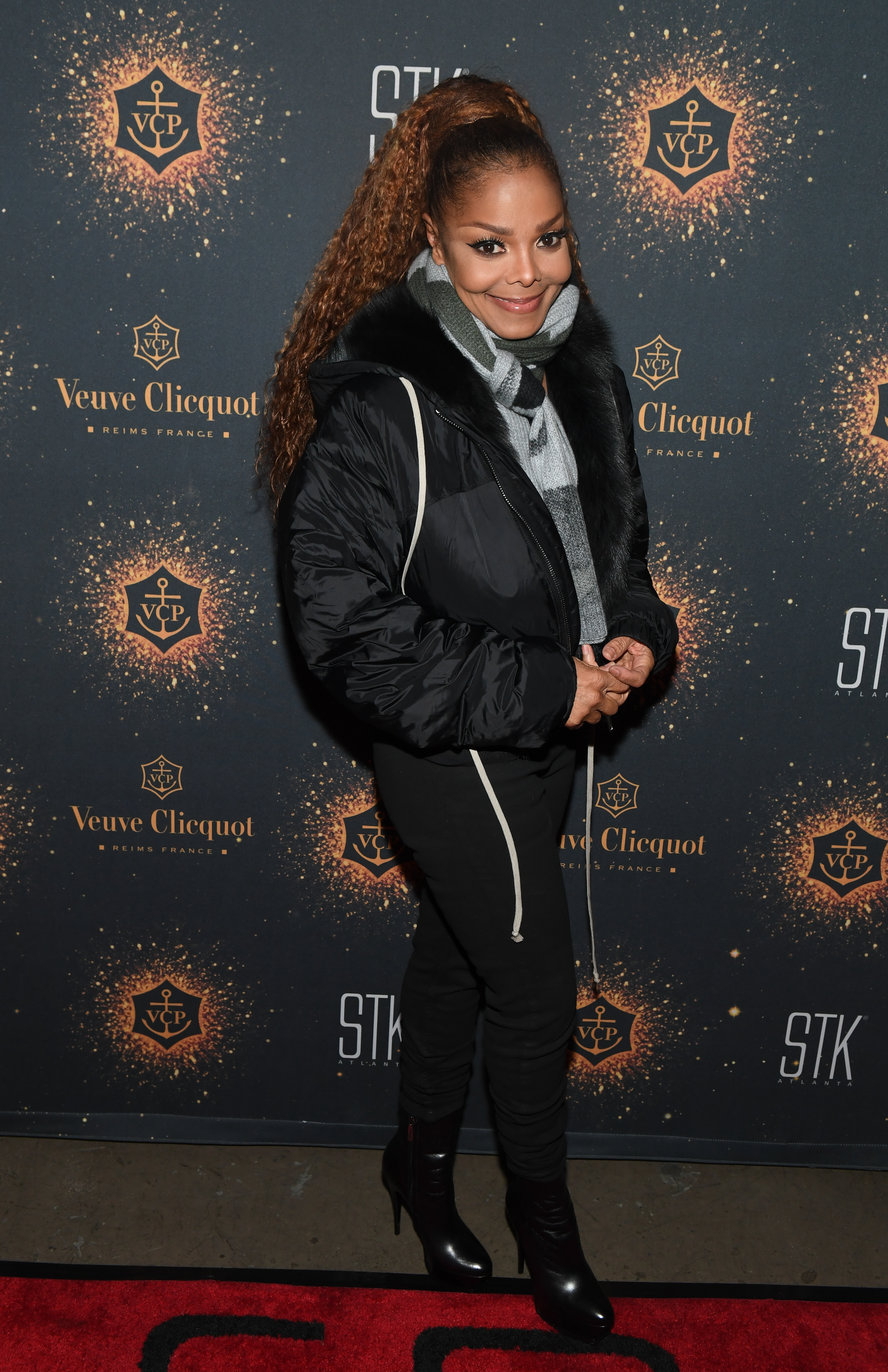 Janet Jackson Concert After Party