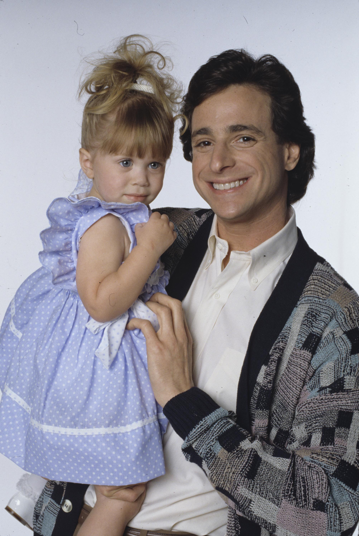 Ashley Olsen, Bob Saget