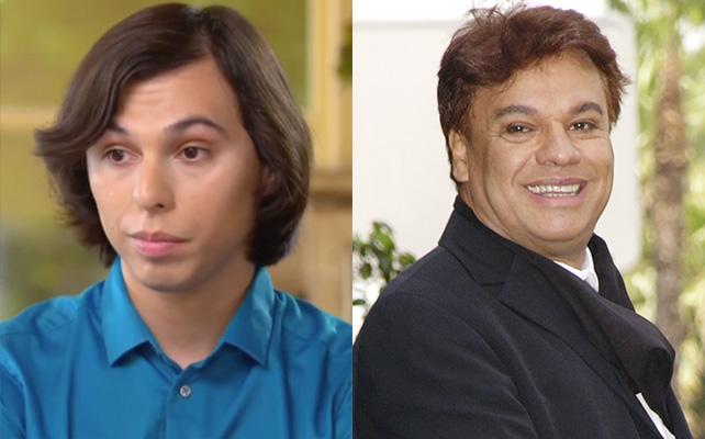 Joao Gabriel Alberto Aguilera Rosales y Juan Gabriel