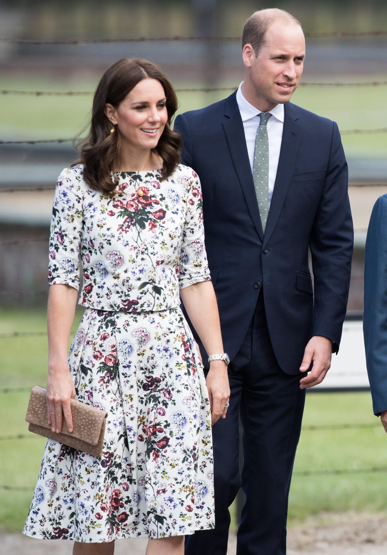 Kate Middleton y Principe William, looks, estilo, moda, polonia