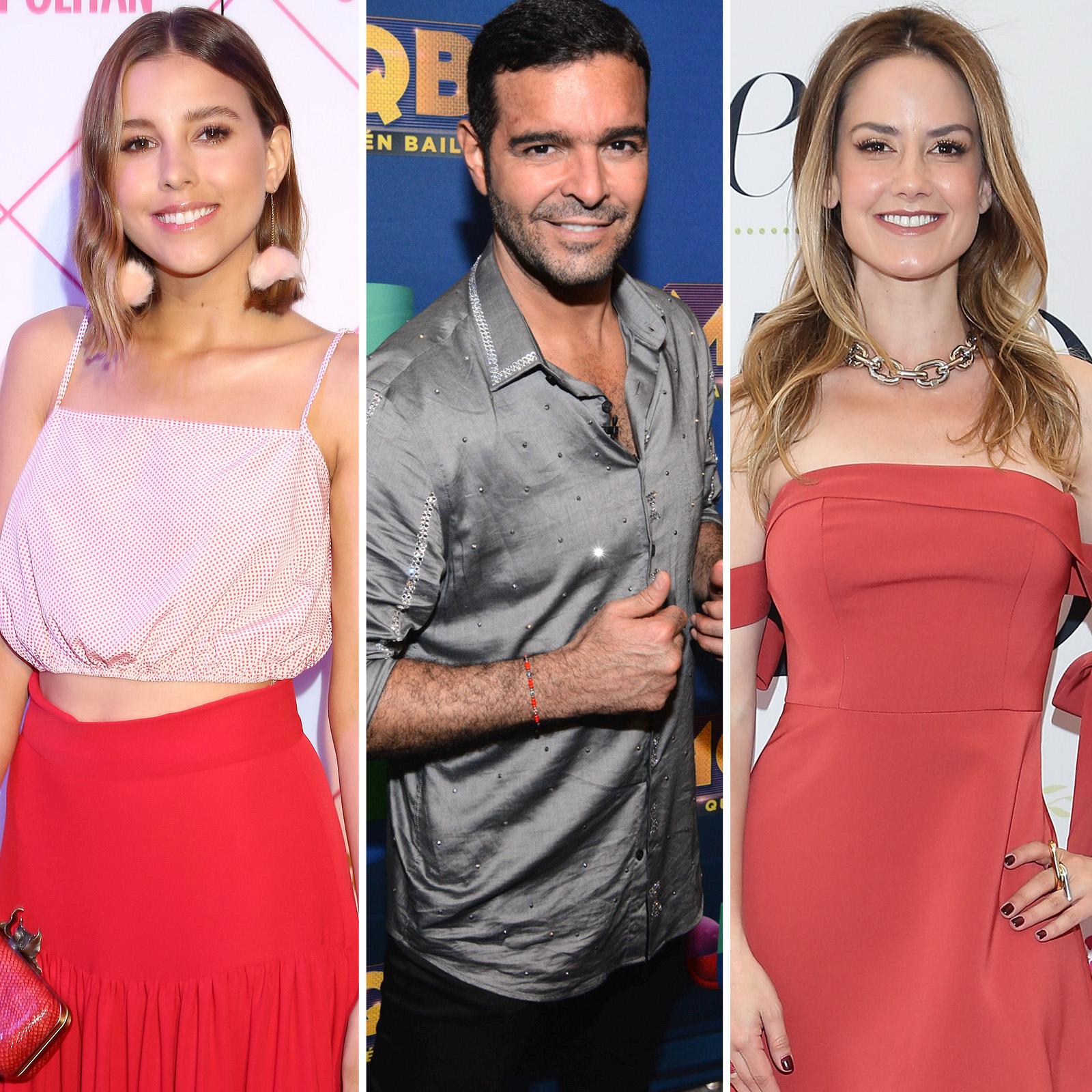 Paulina Goto, Pablo Montero y Altair Jarabo