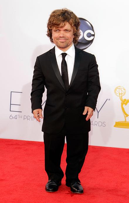 Peter Dinklage, Emmys 2012