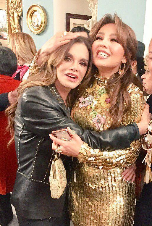 Thalía, Lucía Méndez