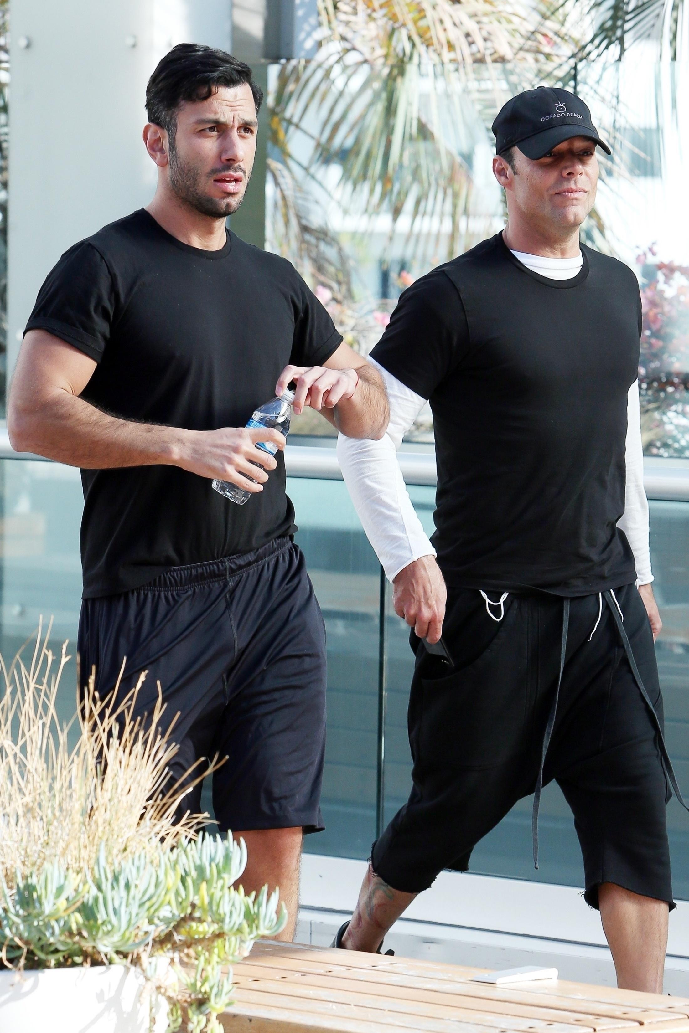 Jwan Yosef, Ricky Martin