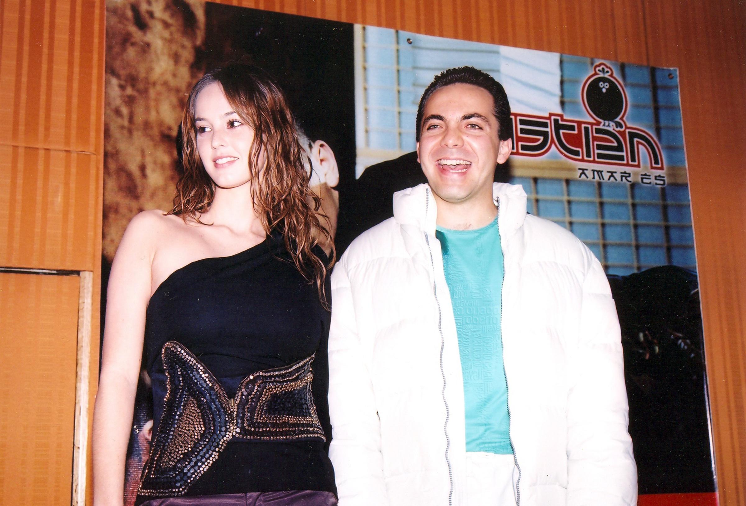 Cristian Castro, Gabriela Bo