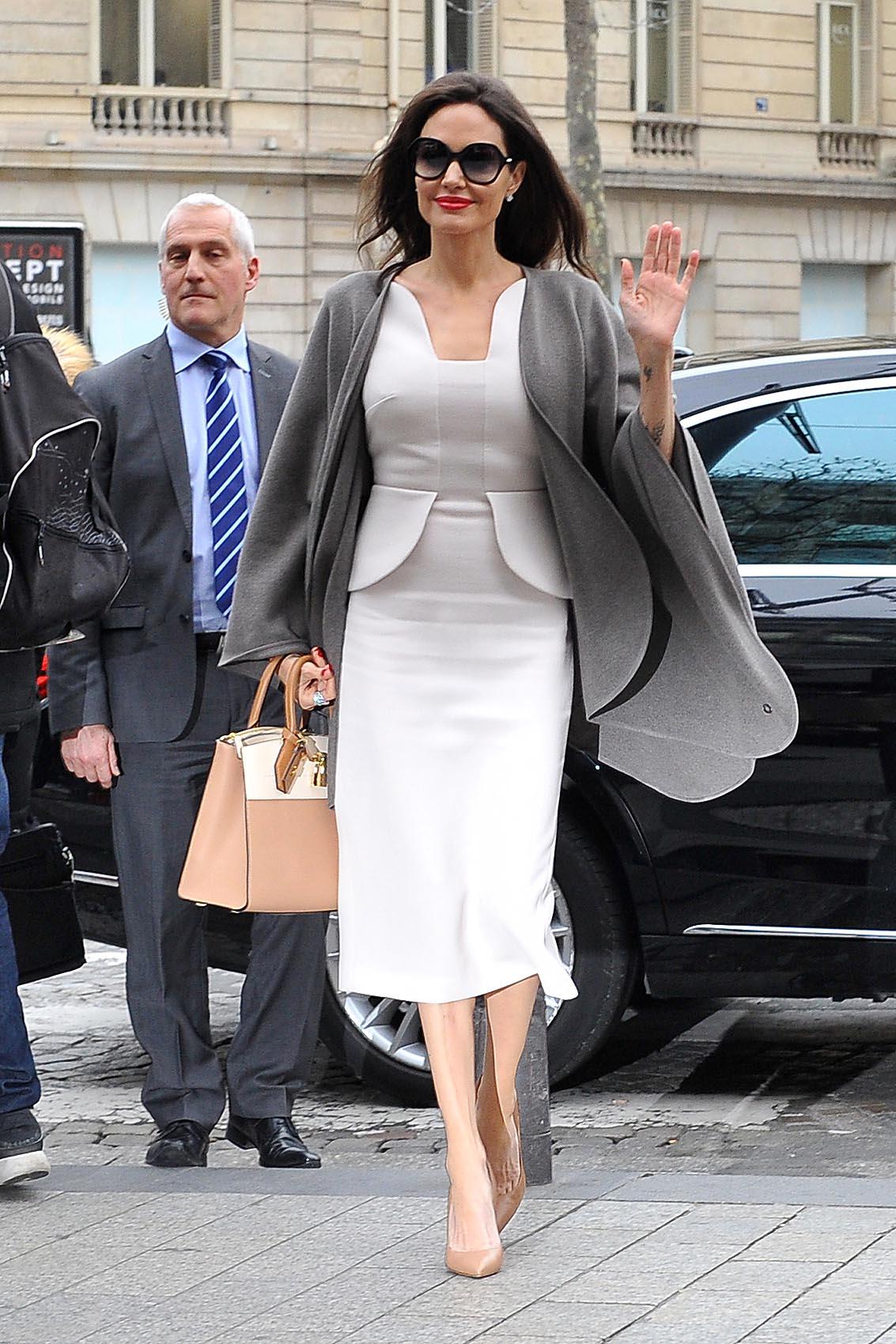 Angelina Jolie, looks, estilo, style