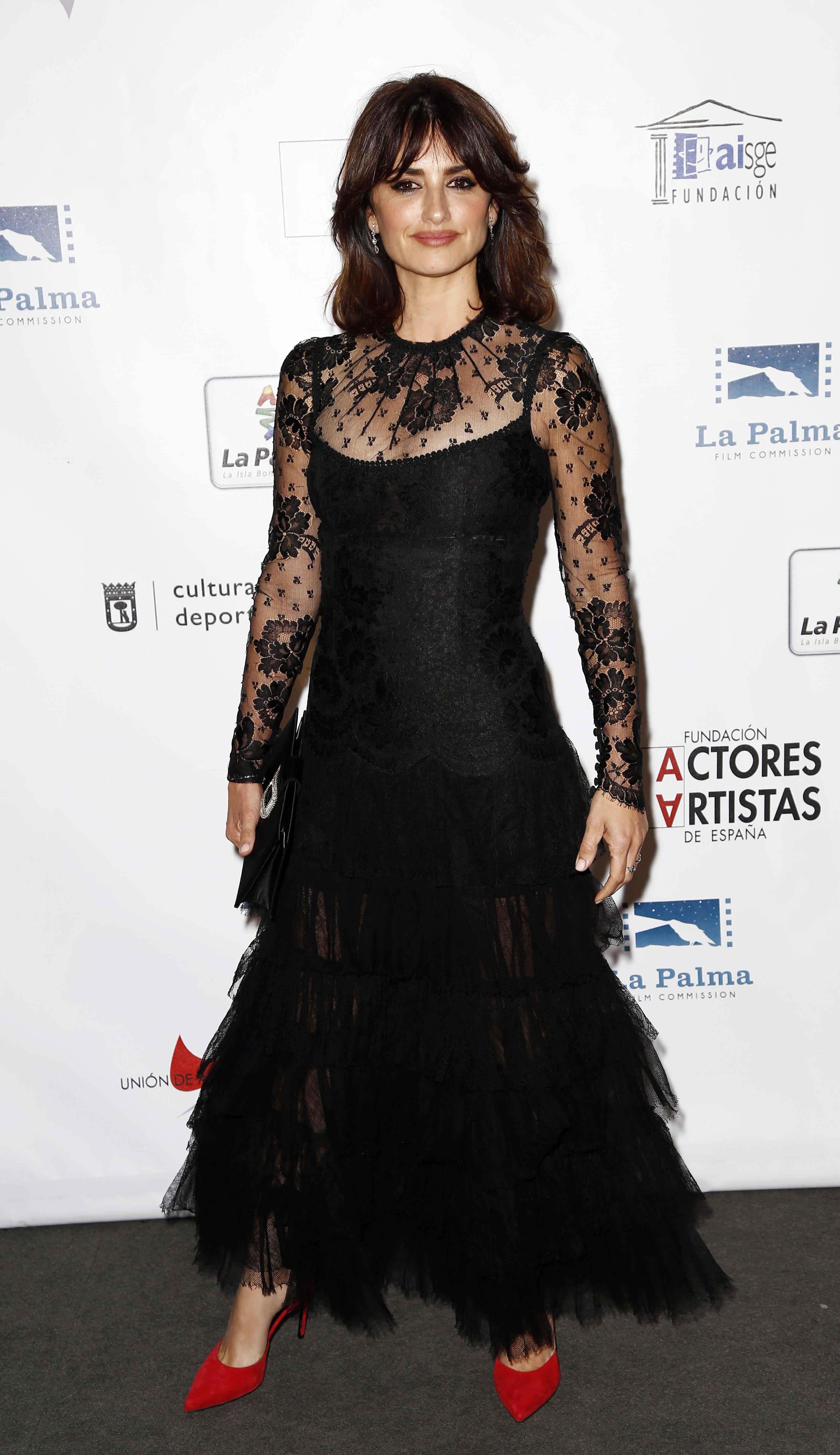 XXVI Union De Actores Awards In Madrid
