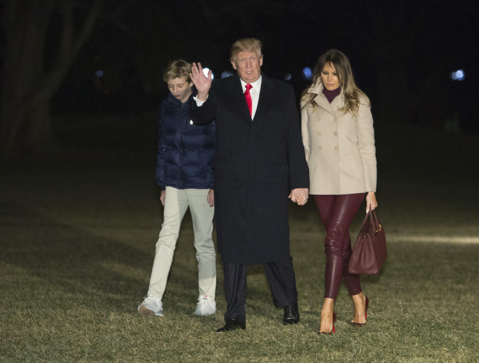 Melania Trump, looks, estilo