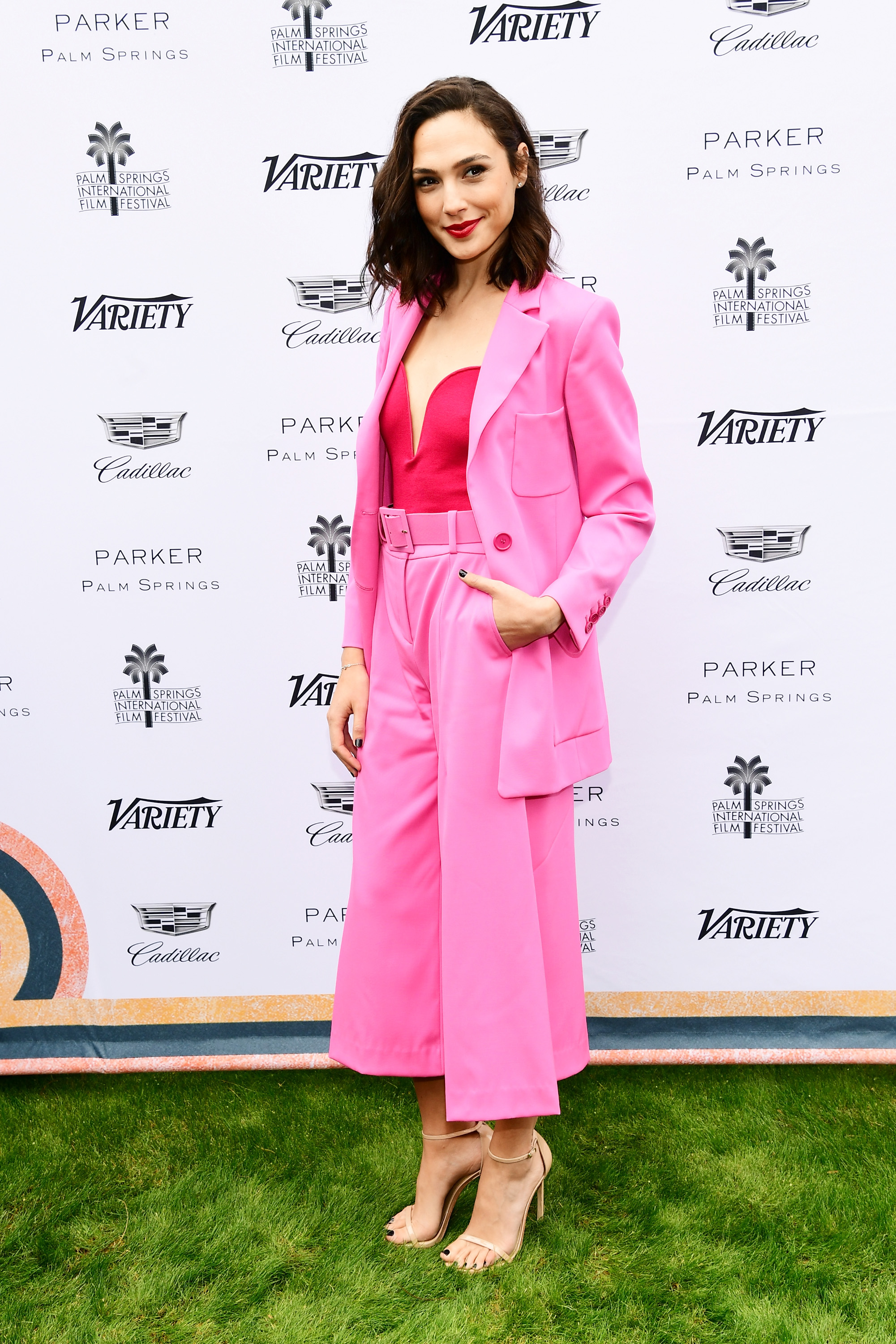 Variety's Creative Impact Awards And 10 Directors To Watch At The 29th Annual Palm Springs International Film Festival - Arrivals