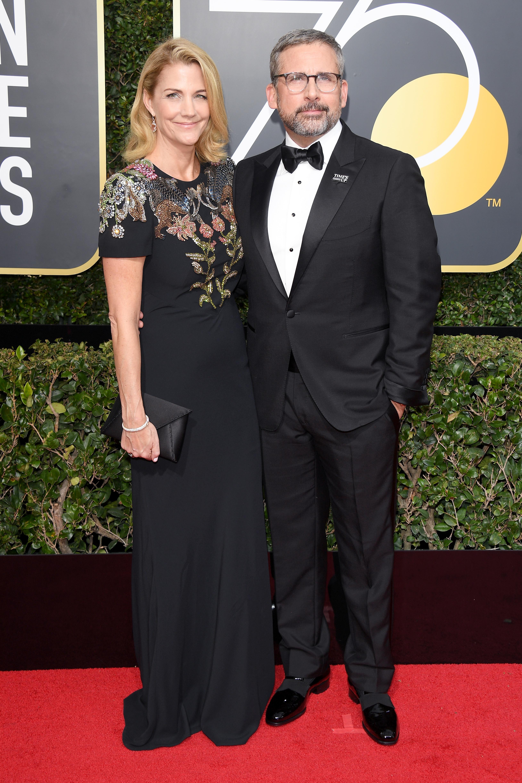 Nancy Carell y Steve Carell