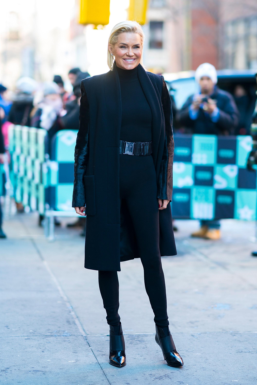Yolanda Hadid, looks, estilo, style
