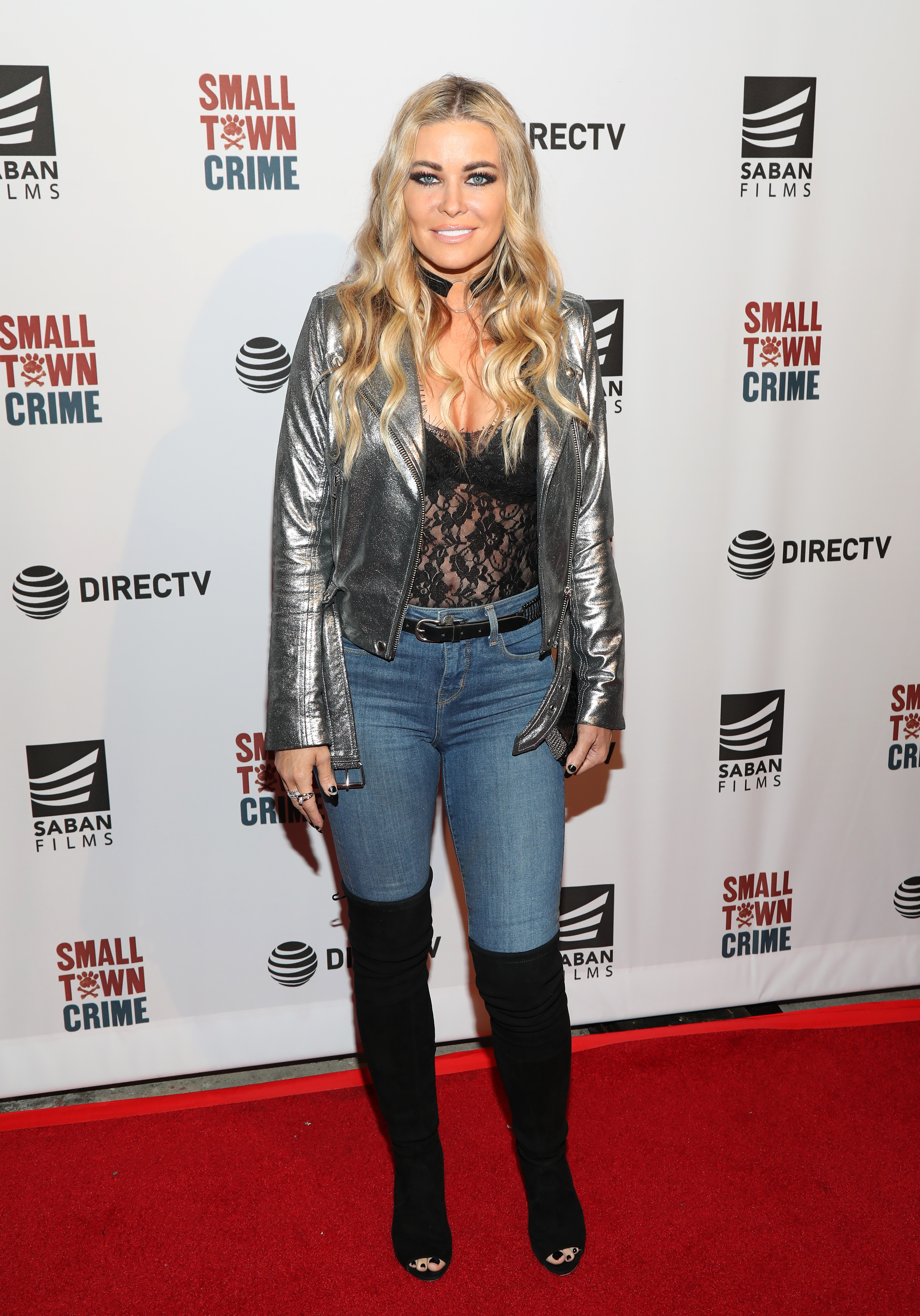Special Screening Of  Small Town Crime  - Red Carpet