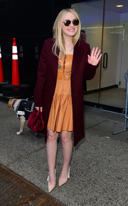 Dakota Fanning, looks, estilo, style