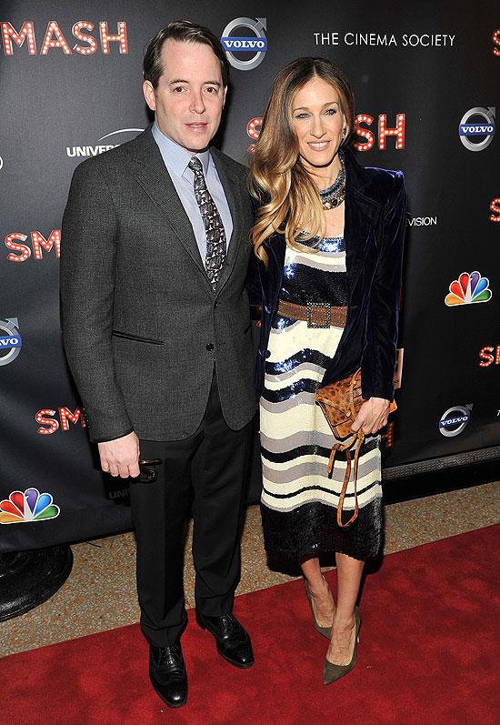 Sarah Jessica Parker, Matthew Broderick, parejas duraderas