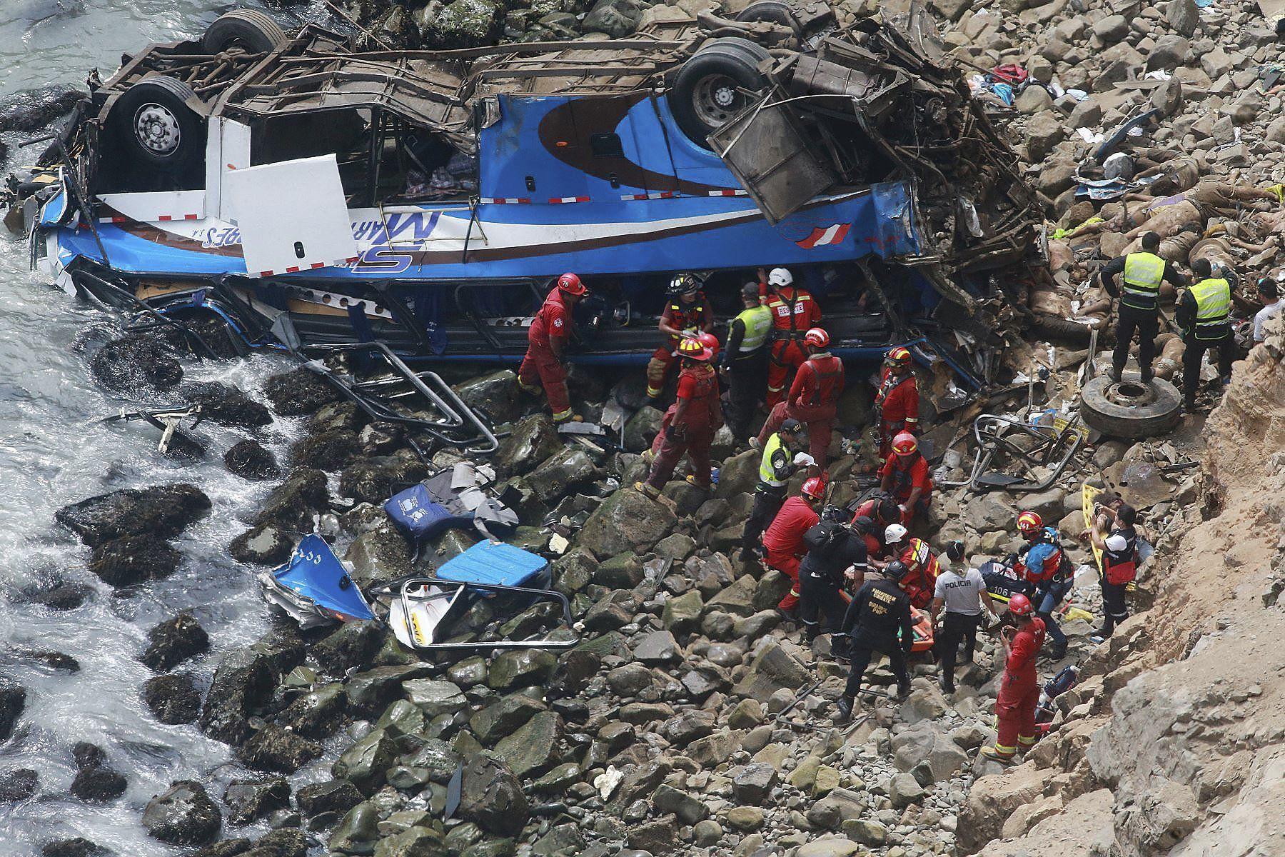 Accidente Peru