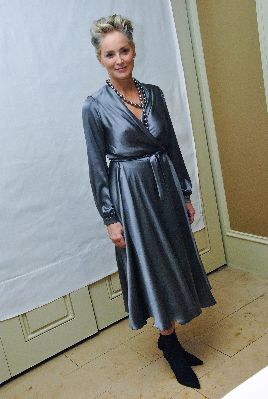 Sharon Stone, looks, estilo