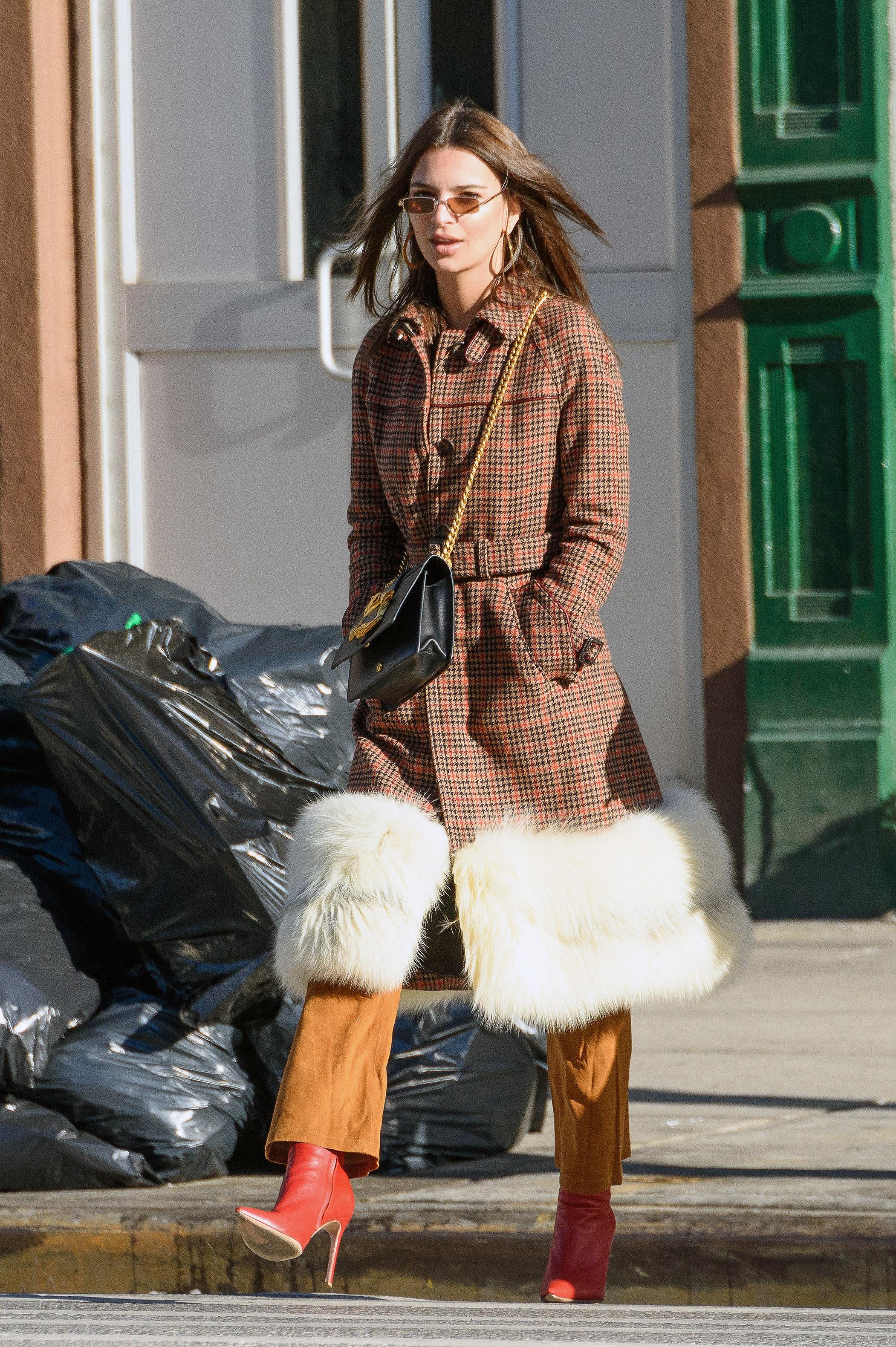 Emily Ratajkowski, looks, estilo, style