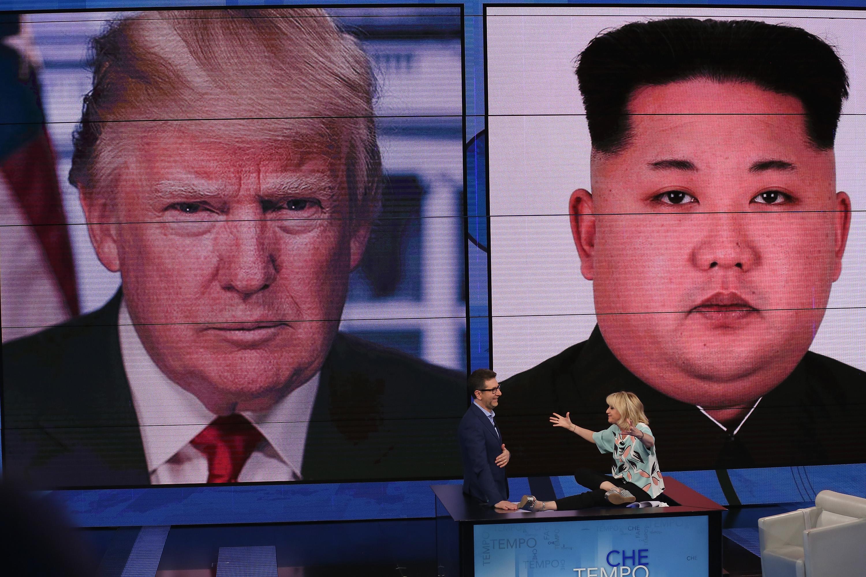 Donald Trump Kim Jong-u
