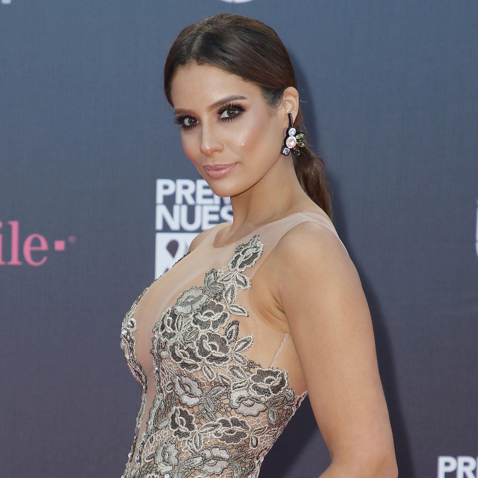 Aleyda Ortiz, look, maquillaje, premio lo nuestro, mejore