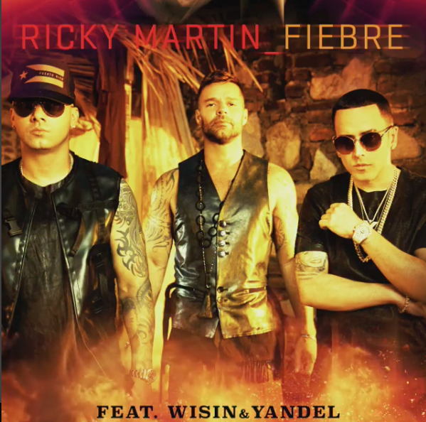 Ricky Martin, Wisin y Yandel