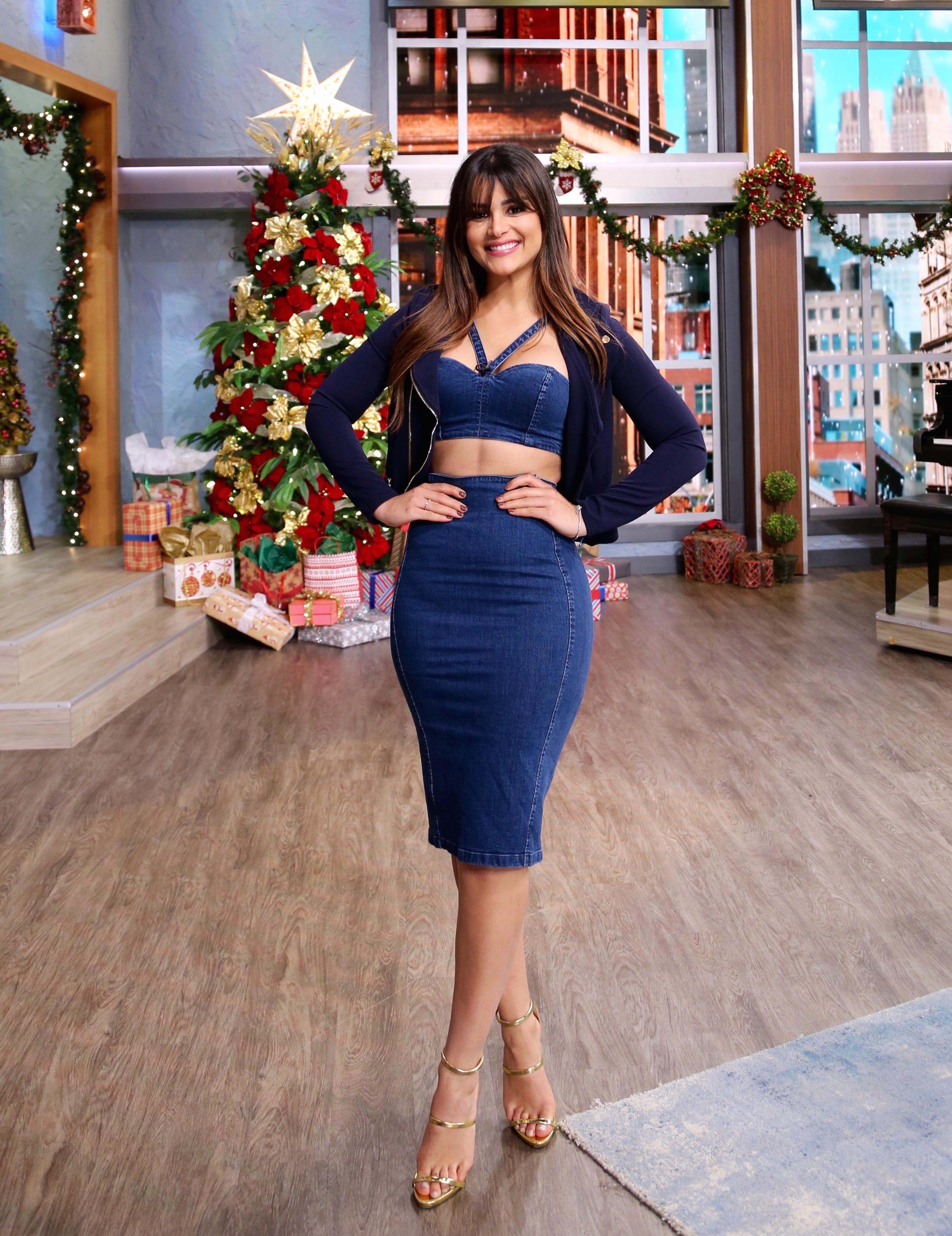 Clarissa Molina, estilo, famosas
