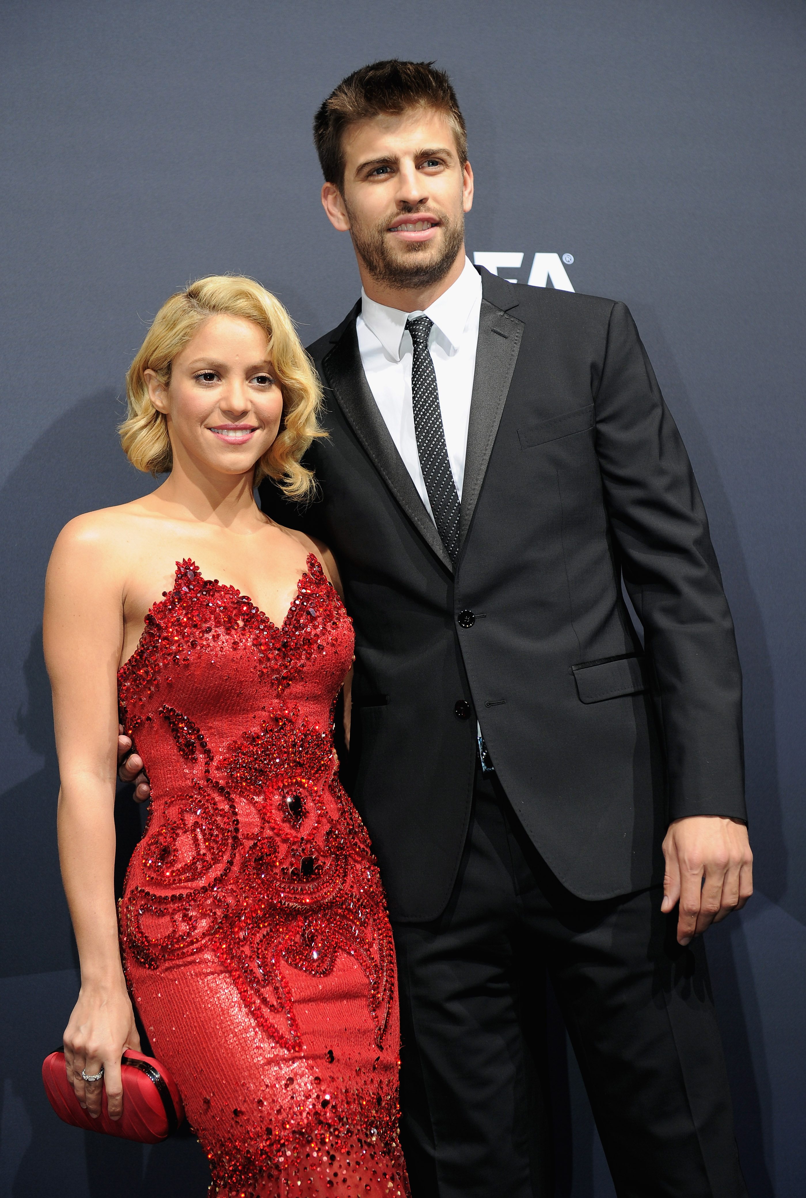 Shakira y Pique