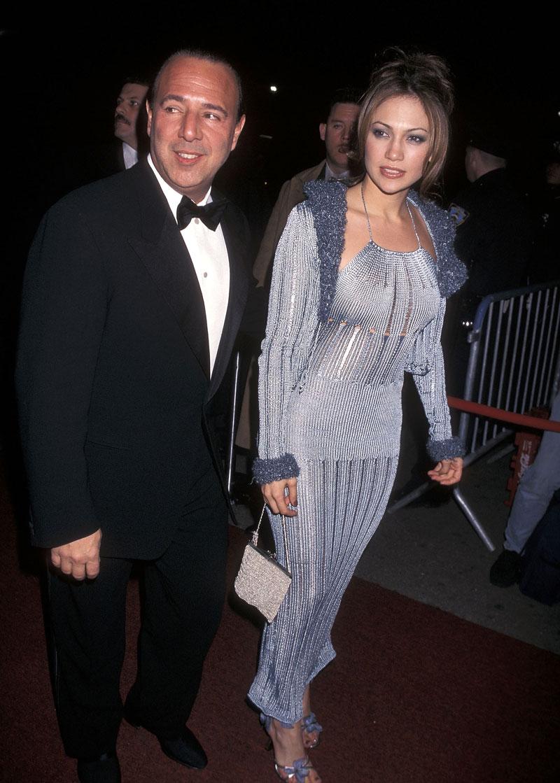 Tommy Mottola y Jennifer López