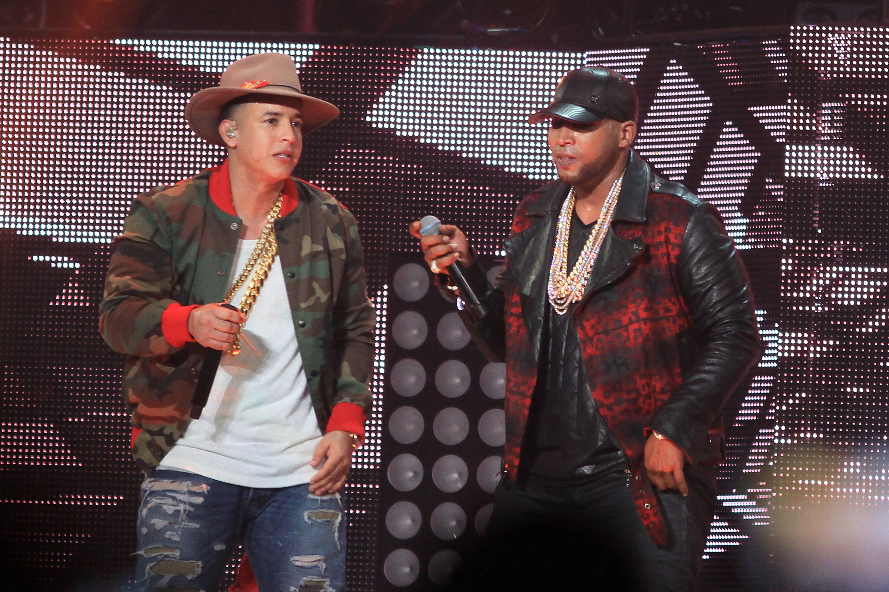 Daddy Yankee, Don Omar