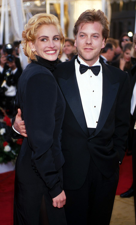 Julia Roberts y Kiefer Sutherland