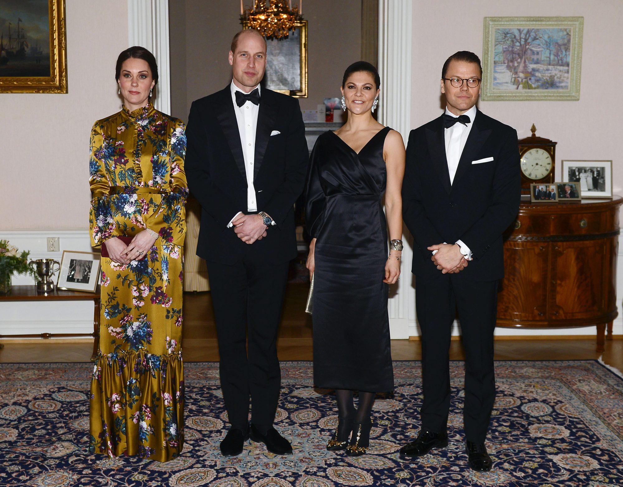 Kate Middleton, looks, suecia, vestidos, embarazada