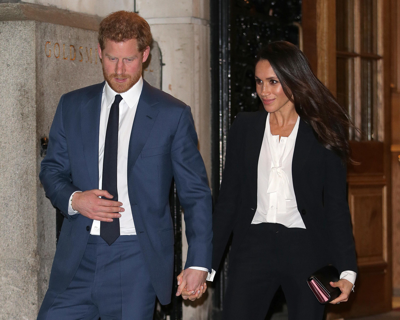 Meghan Markle, principe Harry, estilo, looks