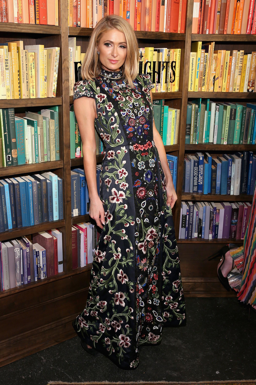 Paris Hilton, looks, estilo