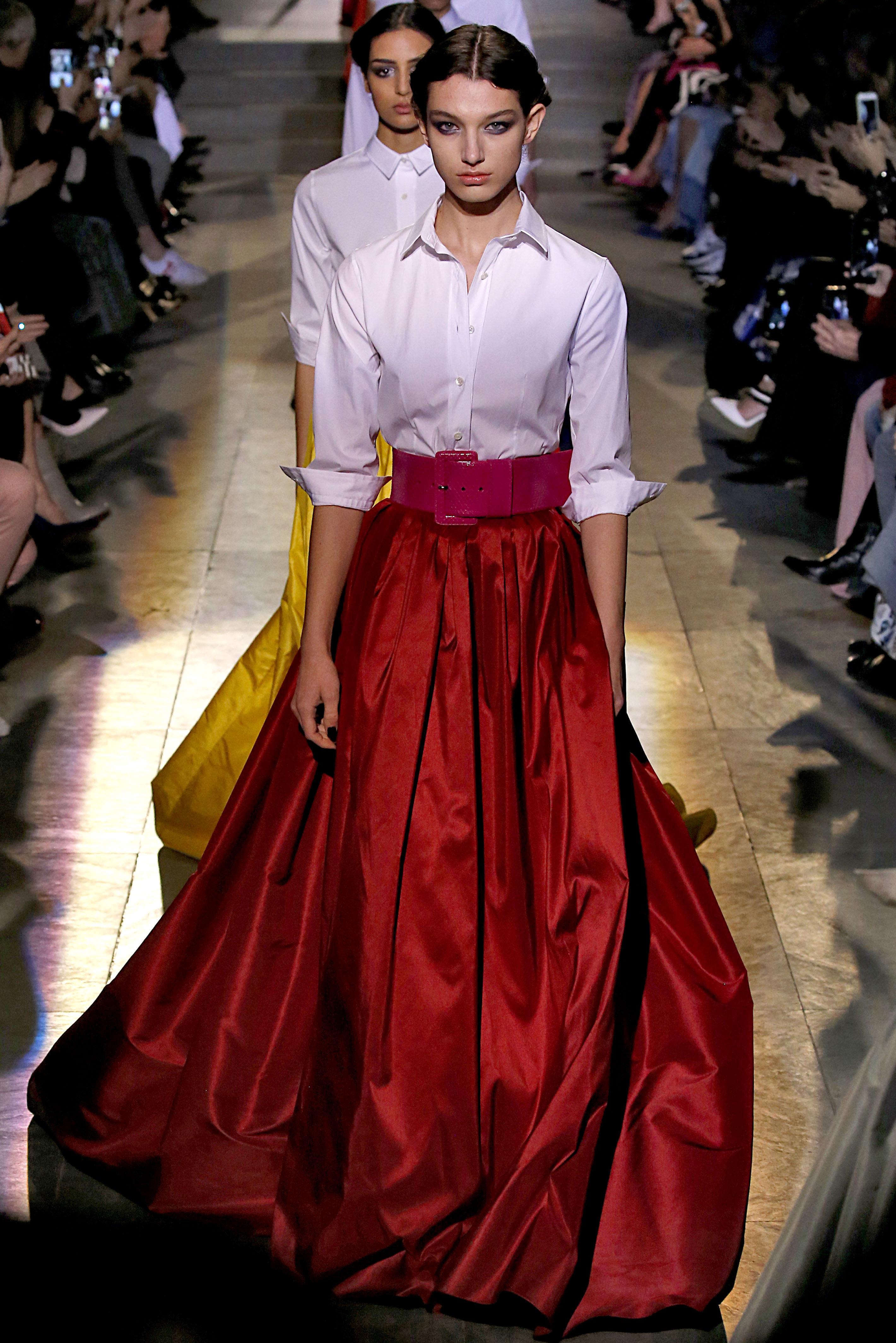 Carolina Herrera, desfile, moda
