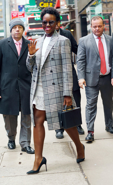 Lupita Nyong'o, looks, estilo, style