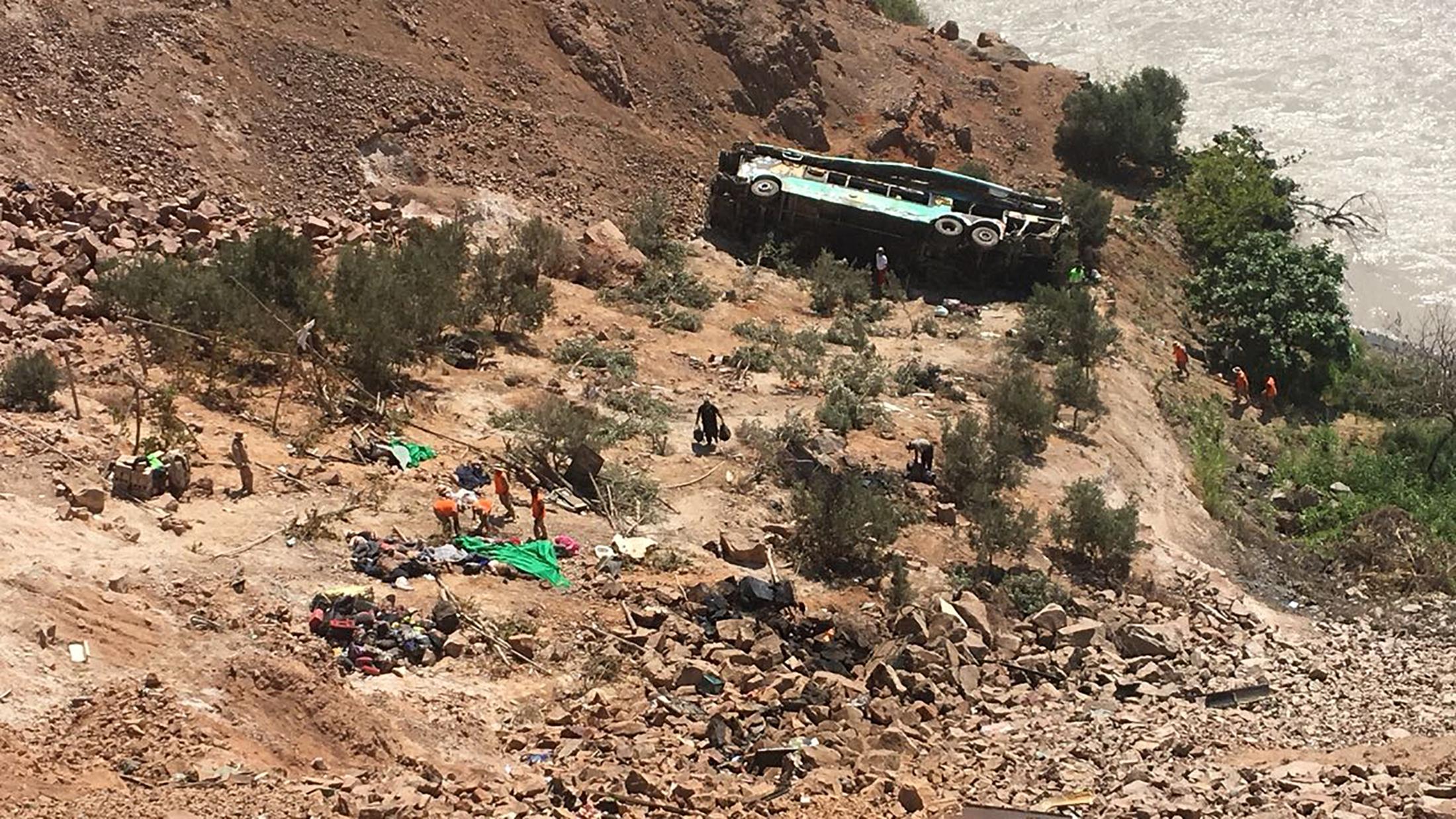 Peru accidente