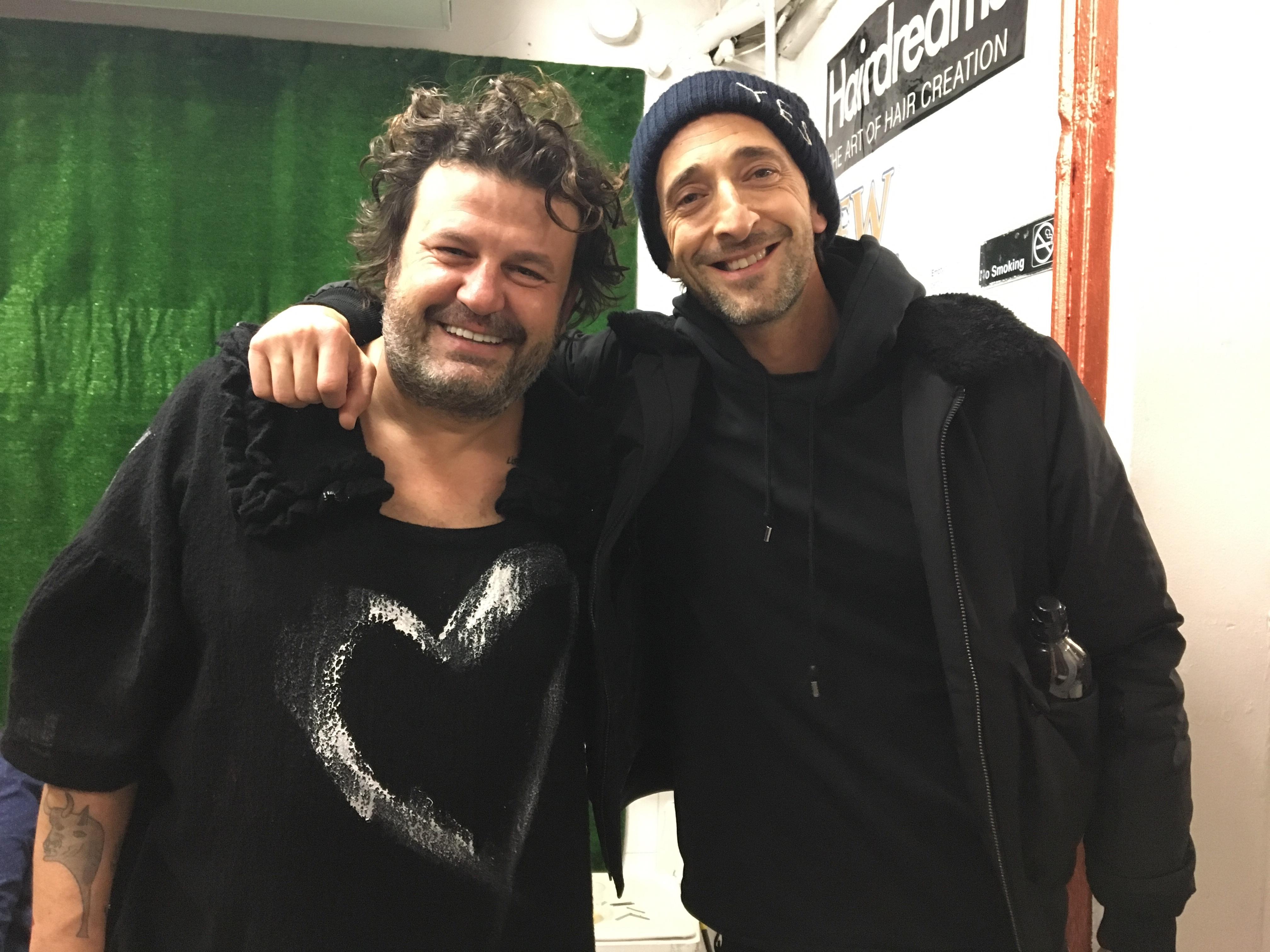 Adrien Brody, Domingo Zapata