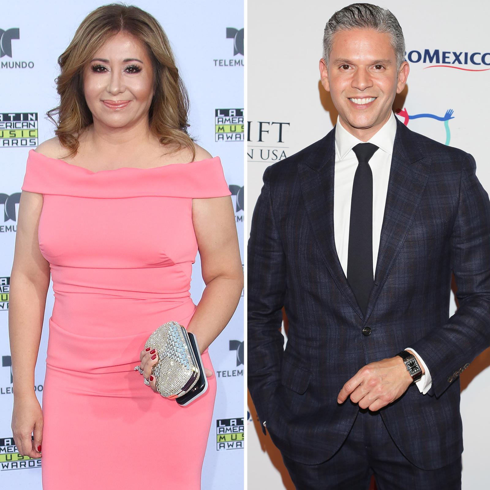 Jessica Maldonado y Rodner Figueroa