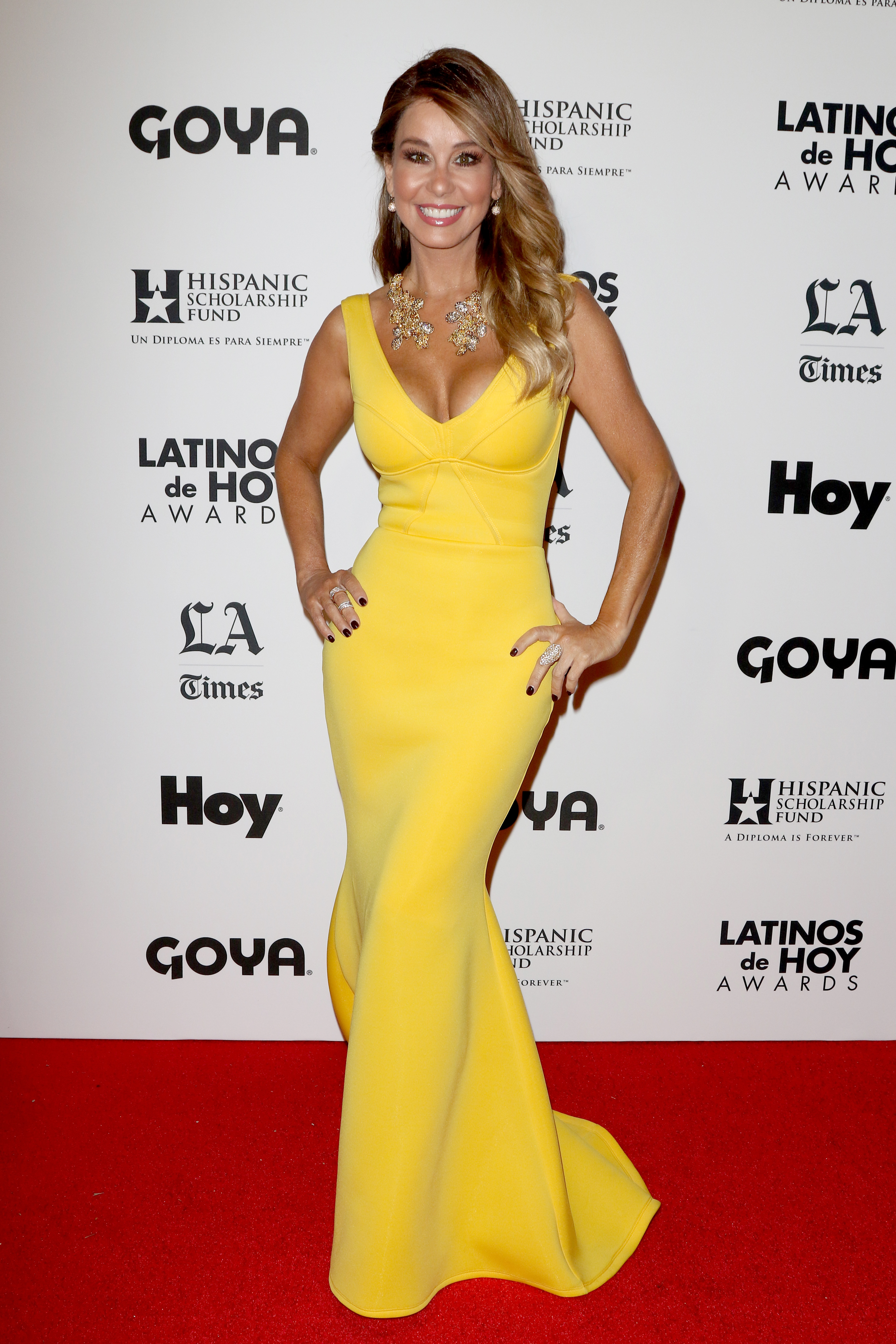 The Los Angeles Times And Hoy 2015 Latinos de Hoy Awards