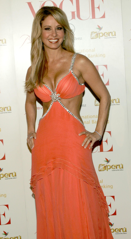 Vogue en Espanol Presents Spring Collection - Red Carpet