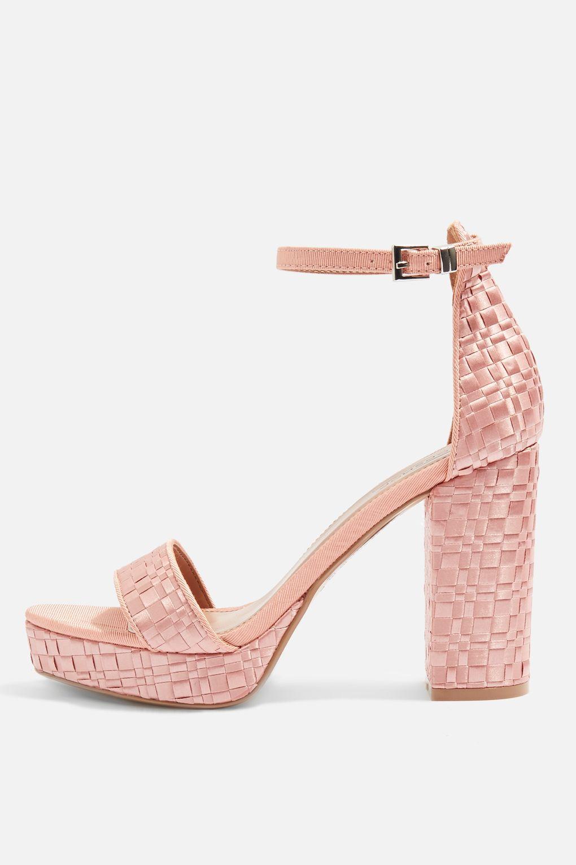 sloane platform sandal topshop