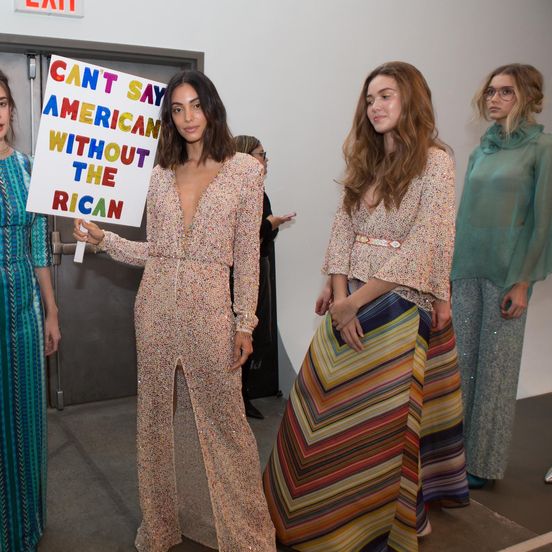 desfile, semana de la moda, diseñadores latinos