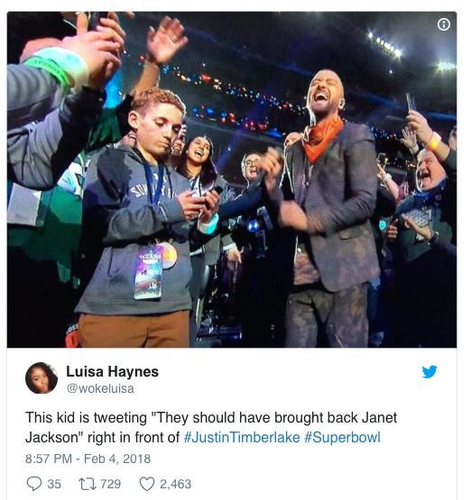 Super Bowl Selfie kid5