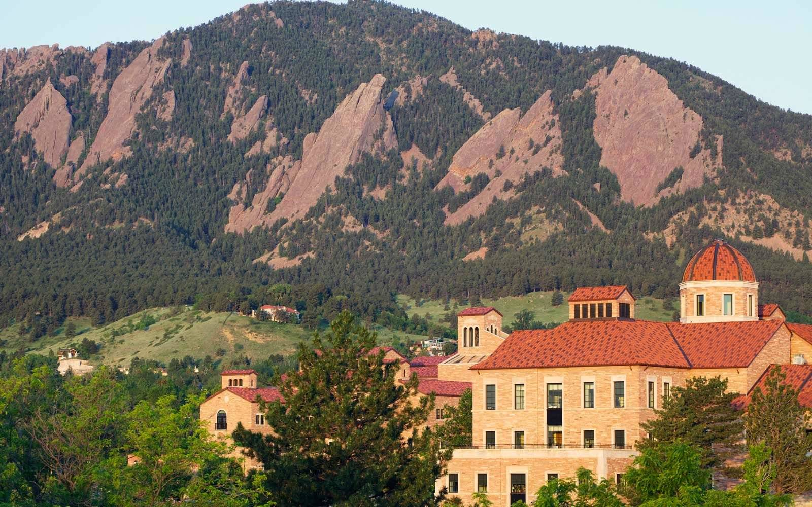 Universidad de Colorado, en Boulder