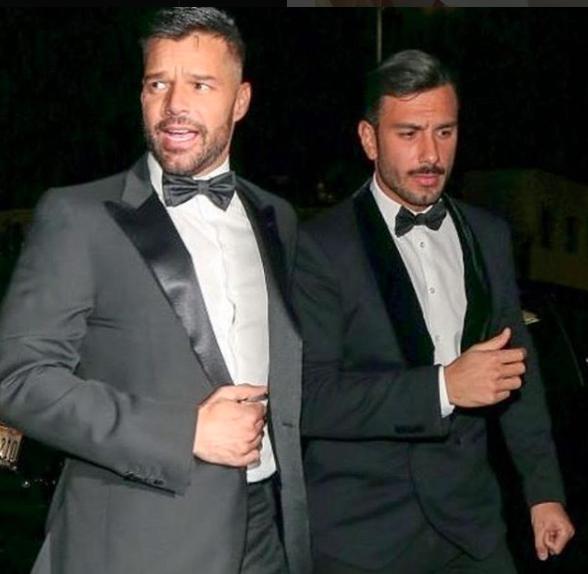 Ricky Martiny Jwan Yosef
