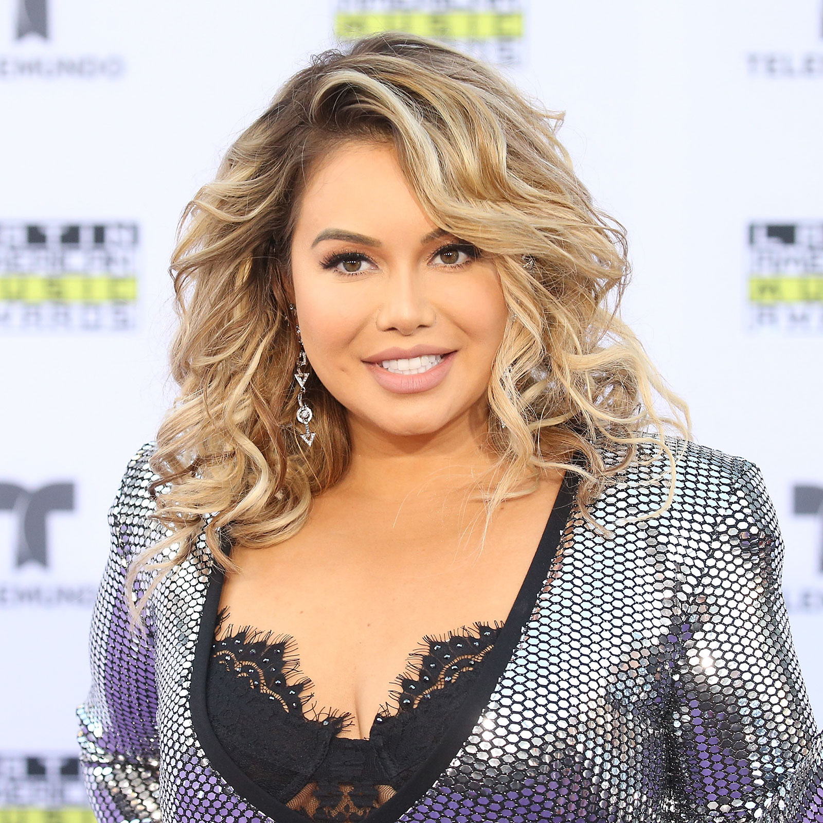 Chiquis, Rivera, look, maquillaje, latin american music awards,