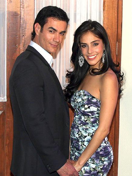 David Zepeda y Sandra Echevarría