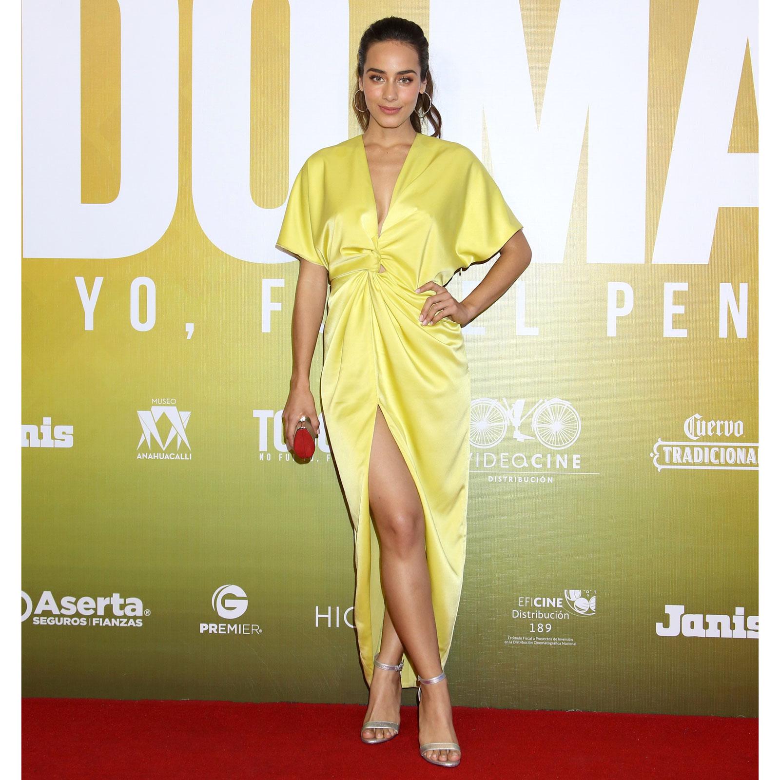 Esmeralda Pimentel, looks, estilo