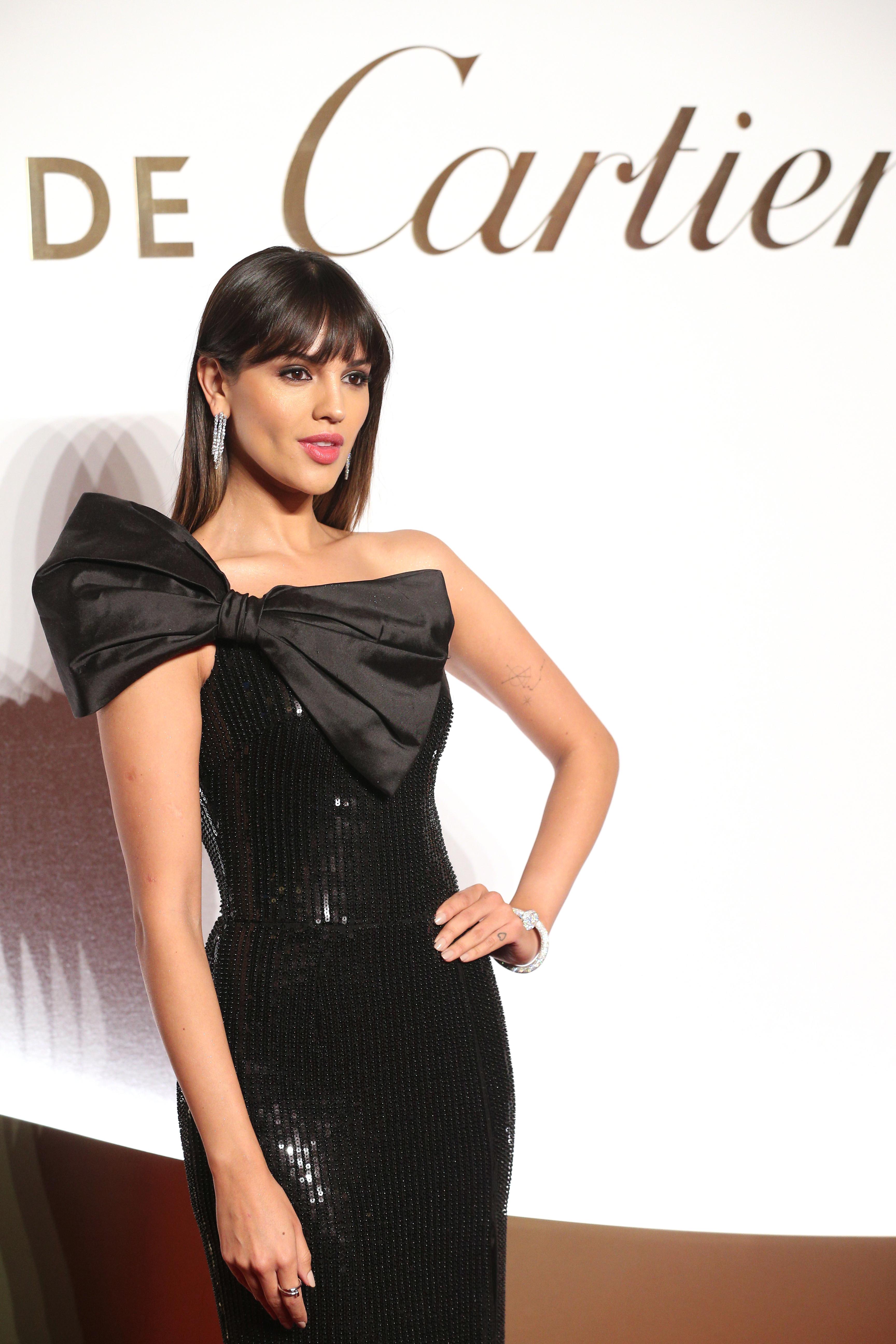 Eiza Gonzalez, looks, nuevo look, flequillos