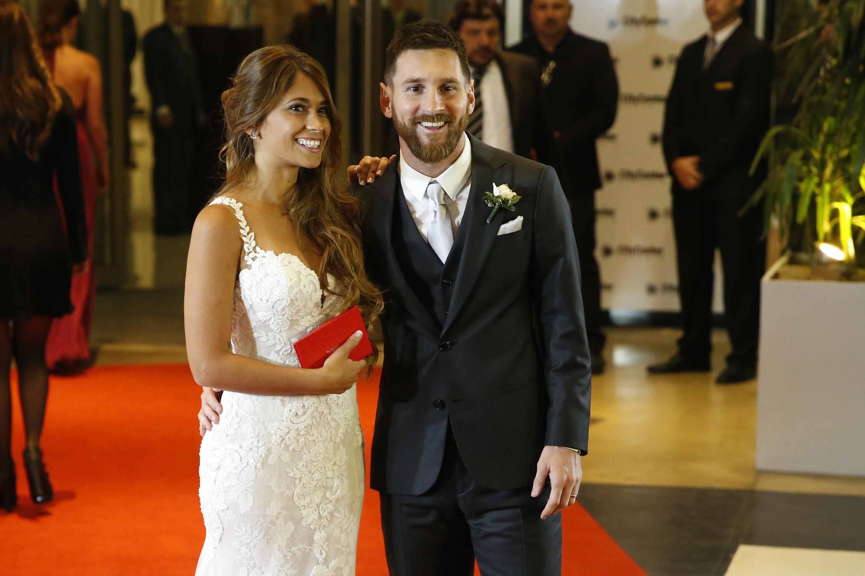 Lionel Messi, Antonela Rocuzzo