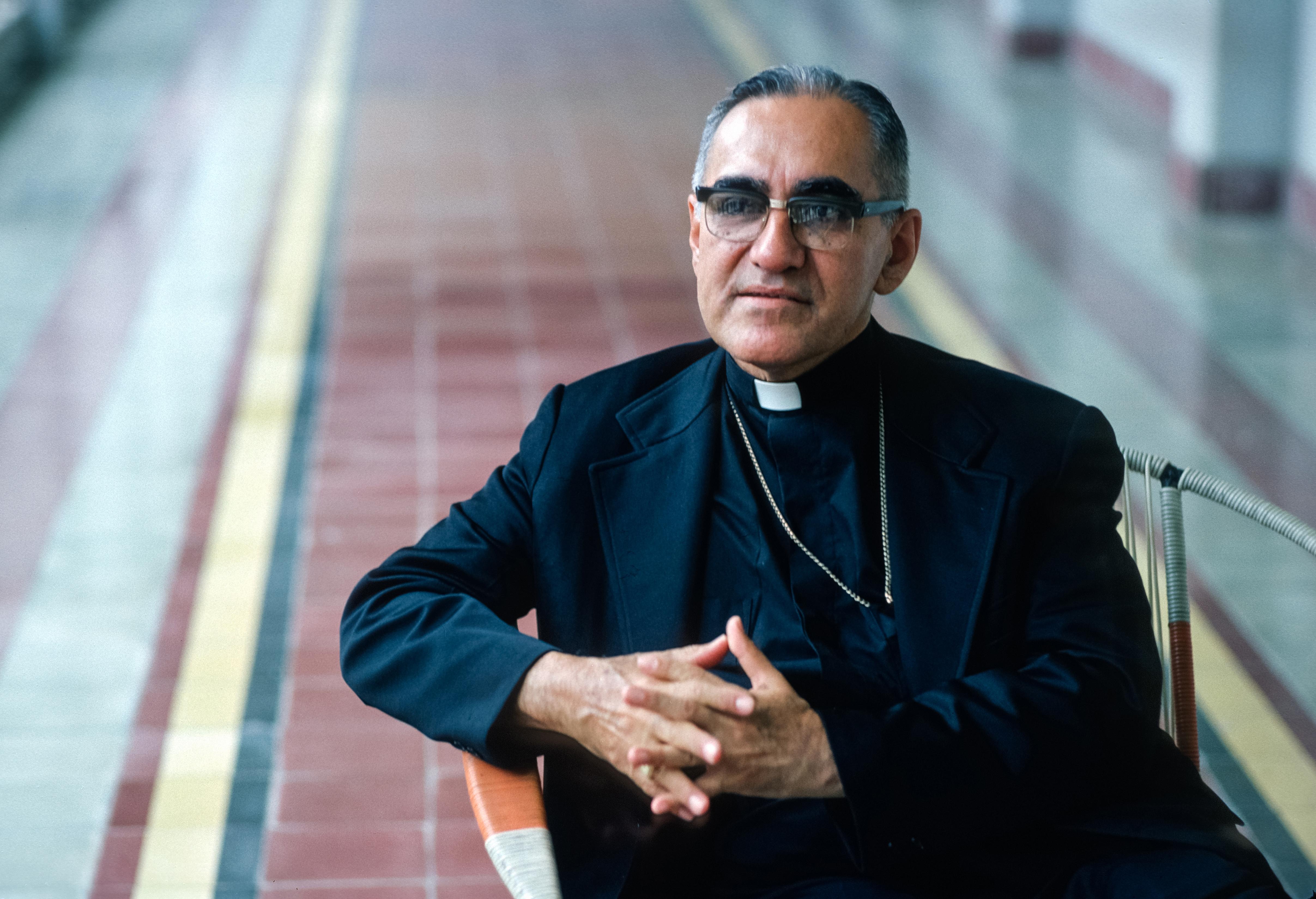 Arzobispo Oscar Romero